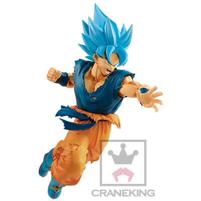 Dragon Ball Super: Ultimate Soldiers Son Goku SSGSS Prize Figure