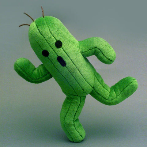 "Final Fantasy: Cactuar 10"" Plush"