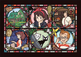 Kiki's Delivery Service: 208-AC38 The Town of Koriko Artcrystal Jigsaw Puzzle