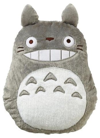My Neighbour Totoro: Grey Totoro Die-Cut Pillow