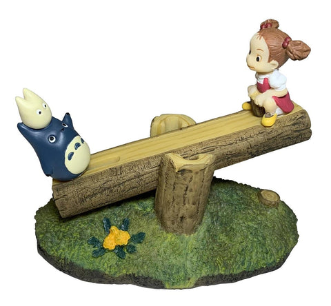 My Neighbour Totoro: Mei and Totoro Seesaw Figurine