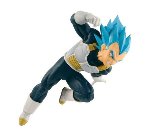 Dragon Ball Super: Ultimate Soldiers Vegeta SSGSS Prize Figure