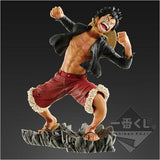 One Piece: Luffy 20th Figure SCultures the Tag Team Figurine