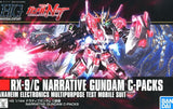 Gundam: Narrative Gundam C-Packs HG Model