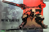 Metal Gear Solid: Metal Gear Rex 1/100 Scale Model