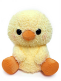 "Amuse: Fuzzy Chick 15"" Plush"