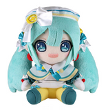 "Vocaloid: Miku Winter Bell 6"" Plush"