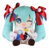 "Vocaloid: Miku Winter Coat 6"" Plush"