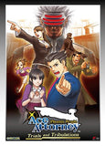Ace Attorney: Phoenix Wright Trials and Tribulations Wall Scroll