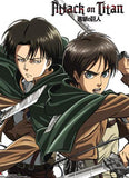 Attack on Titan: Eren & Levi Special Edition Wall Scroll