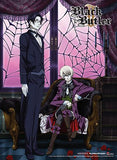 Black Butler 2: Claude & Alois Key Art Special Edition Wall Scroll
