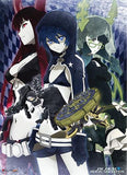 Black Rock Shooter: Girls Wall Scroll