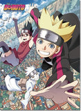 Boruto: Key Art Wall Scroll