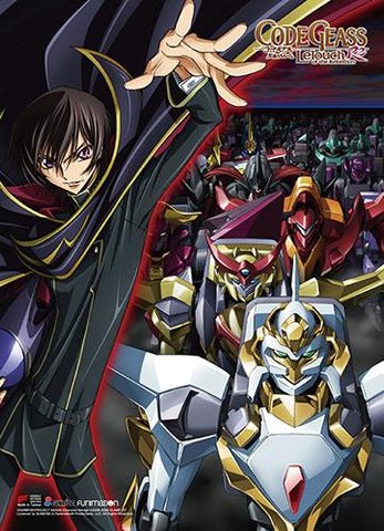Code Geass: Lelouch & Knightmare Frame Wall Scroll