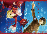 Fate/Extra Last Encore: Saber & Kishinami Wall Scroll