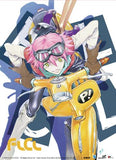FLCL: Haruko on Vespa Wall Scroll