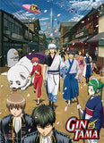 Gintama: Group Street Wall Scroll