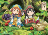 Hakumei & Mikochi: Picnic Wall Scroll