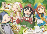 Hakumei & Mikochi: Group Eating Wall Scroll