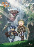 Made in Abyss: Reg Riko Run Wall Scroll