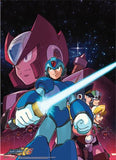 Mega Man X: Crew Wall Scroll