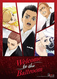 Welcome to the Ballroom: Key Art Wall Scroll
