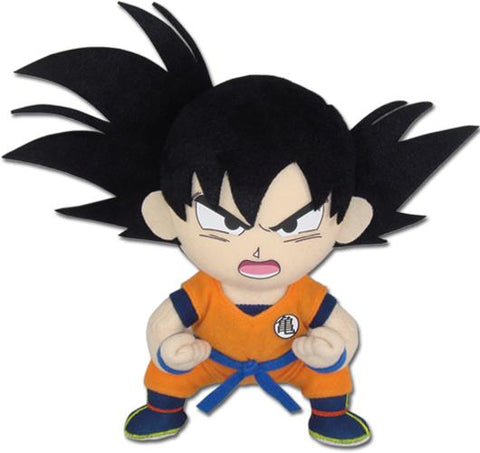 "Dragon Ball Z: Goku Kaioken Squat 8"" Plush"