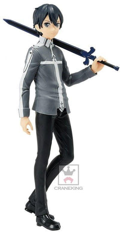 Sword Art Online: Kirito Alicization EXQ Figurine