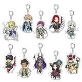 Fate/Grand Order: Pikuriru! Acrylic Key Chain vol. 6 (1 Random Blind Box)