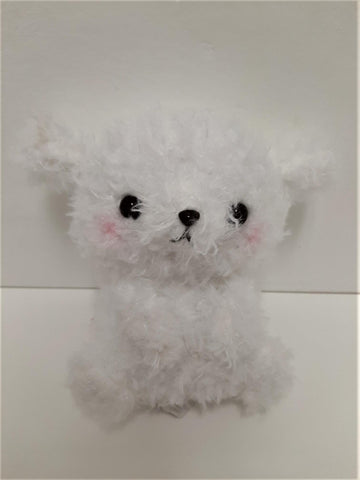 "Amuse: Fuzzy Puppy 5"" Plush"