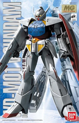 Gundam: Turn A Gundam MG Model