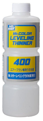 Model Paint Thinner: Mr. Color Leveling Thinner 400