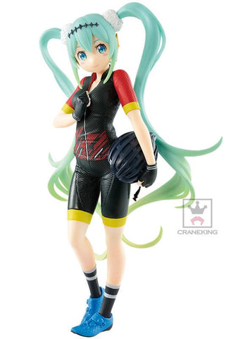 Vocaloid: 2018 Ukyo Racing Miku EXQ Figurine