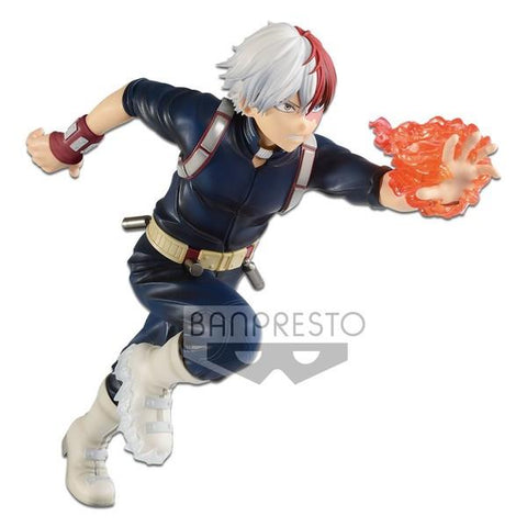 My Hero Academia: Todoroki Enter the Hero Figurine