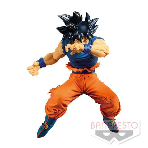 Dragon Ball Super: MUI Goku Blood of Saiyans II Figure