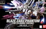 Gundam: Blaze Zaku Phantom HG Model