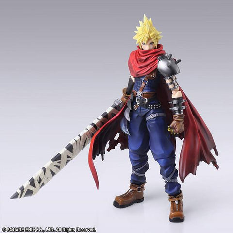 Final Fantasy VII: Could Strife Another Form Variant Bring Arts
