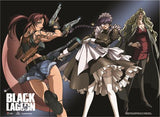 Black Lagoon: Revy, Roberta & Balalaika Wall Scroll