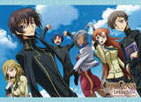 Code Geass: Lelouch School Group Wall Scroll