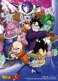 Dragon Ball Z: Group Shot Wall Scroll