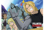 Fullmetal Alchemist: Edward Arm Wrestle Wall Scroll