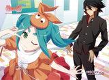Monogatari Series: Koyomi & Yotsugi Wall Scroll