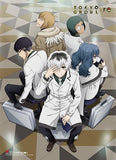 Tokyo Ghoul:re: Sasaki Group Wall Scroll