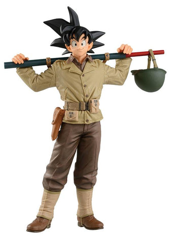 Dragon Ball Z: Goku Military BWFC Figure