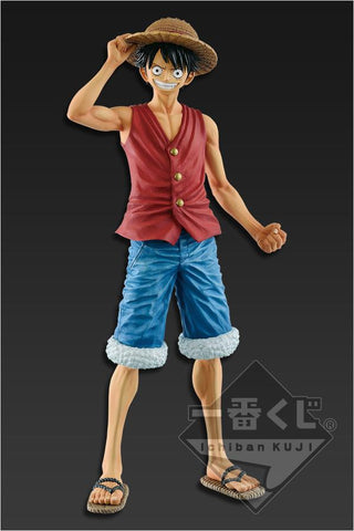 One Piece: Luffy 20th Anniversary Masterlise Figure