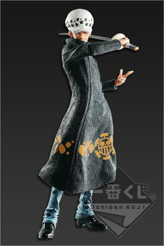 One Piece: Law 20th Anniversary Masterlise Figure