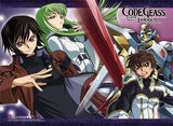 Code Geass: Lelouch, Suzaku & CC Wall Scroll
