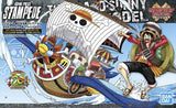 One Piece: Thousand-Sunny Flying Model Grand Ship Collection Model
