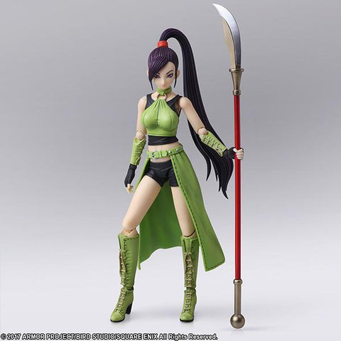 Dragon Quest: Jade Echoes of an Elusive Age Bring Arts