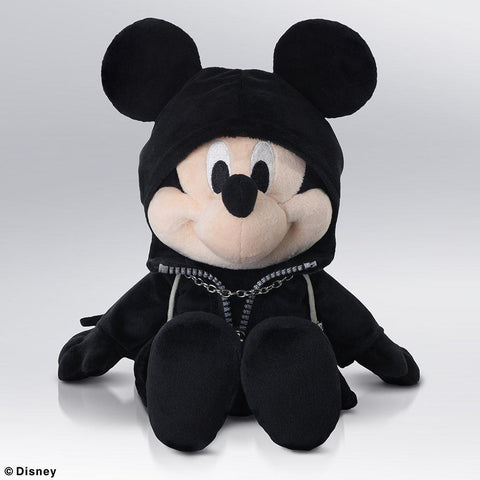 "Kingdom Hearts: King Mickey (Organization XIII) 12"" Plush"